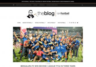 CPD Football - The Blog