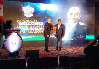 Antonio López Habas named new FC Pune City Head Coach