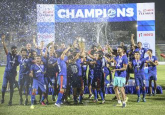 Bengaluru FC crowned 2015-16 I-League champions