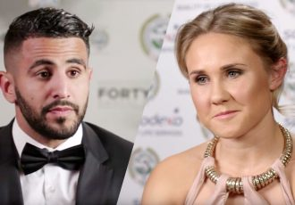 Riyad Mahrez and Izzy Christiansen honoured at PFA Awards 2016
