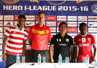 I-League: Shillong Lajong FC v East Bengal Club - Pre-Match Press Conference