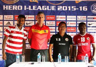 I-League: Shillong Lajong FC v East Bengal Club - Pre-Match Press Conference