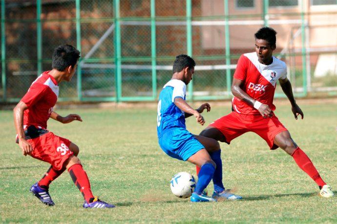 Dempo SC defeat DSK Shivajians 1-0 in Bandodkar Gold Trophy