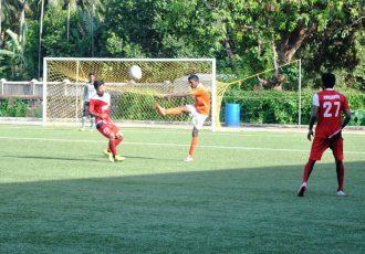 Sporting Goa squeeze past DSK Shivajians in Bandodkar Gold Trophy