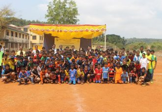 Goa Football Development Council opens 37th Grassroot Football Development Center