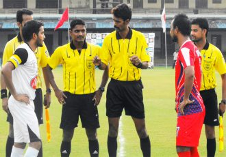 Mohammedan Sporting rout BSF 4-1 in Kalinga Cup