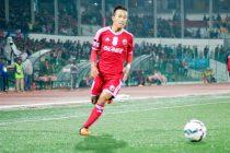 Samuel Lalmuanpuia of Shillong Lajong FC