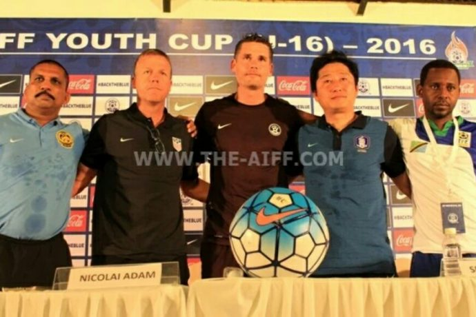 AIFF Youth Cup Pre-Tournament Press Conference