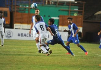 United States U-17 prove too strong for India U-16 in AIFF Youth Cup
