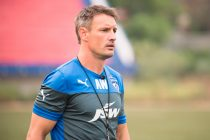 Ashley Westwood during a Bengaluru FC training session.