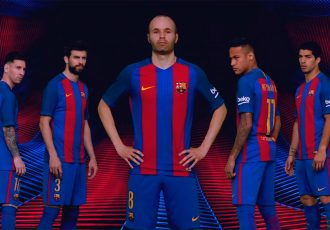 FC Barcelona and Nike unveil new Home Kit for 2016-17 season