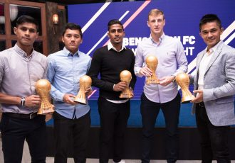 Bengaluru FC Awards Night 2016