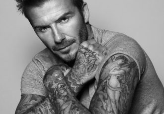 Biotherm Homme and David Beckham sign long-term partnership.
