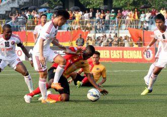 Federation Cup: East Bengal Club v Shillong Lajong FC