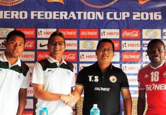 Federation Cup: Shillong Lajong FC v Mohun Bagan AC - Pre-Match Press Conference