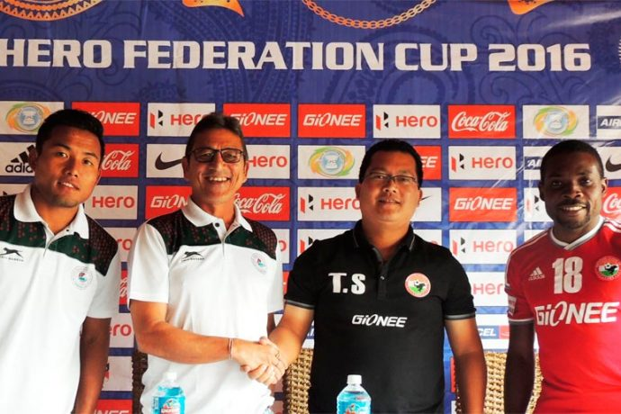 Federation Cup: Shillong Lajong FC v Mohun Bagan AC - Pre-Match Press Conference