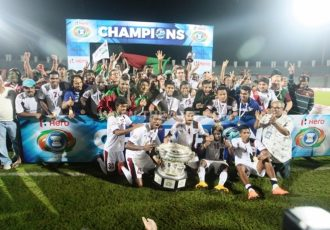 Five star Mohun Bagan lift Hero Federation Cup 2016