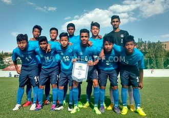 India U-14 national football team