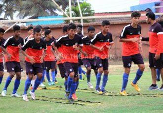 India U-16 national football team
