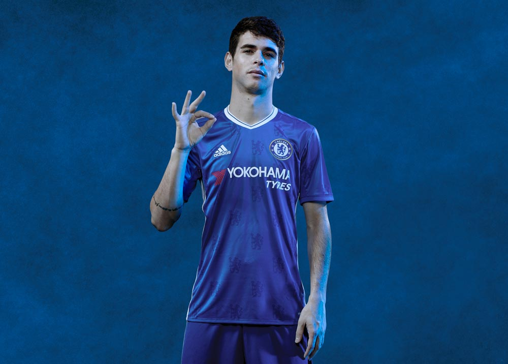 adidas reveal new Chelsea Home Kit for the 2016 17 Season 71c8896ff