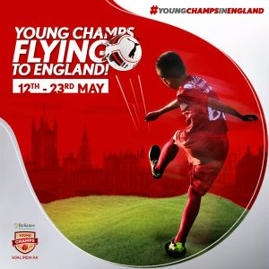 Reliance Foundation Young Champs to play Premier League clubs
