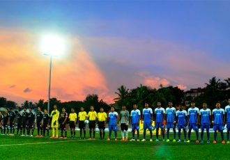 Bandodkar Gold Trophy Football Tournament 2016 - Final: Pune FC U-21 v Dempo SC U-21