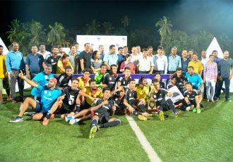 ​Pune FC trash Dempo SC to win historic Bandodkar Gold Trophy 2016