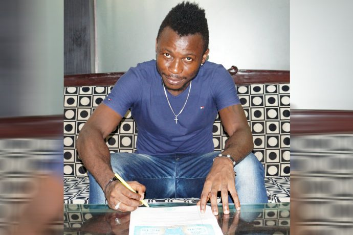 Mohammedan Sporting sign Ivorian forward Leonce Dodoz