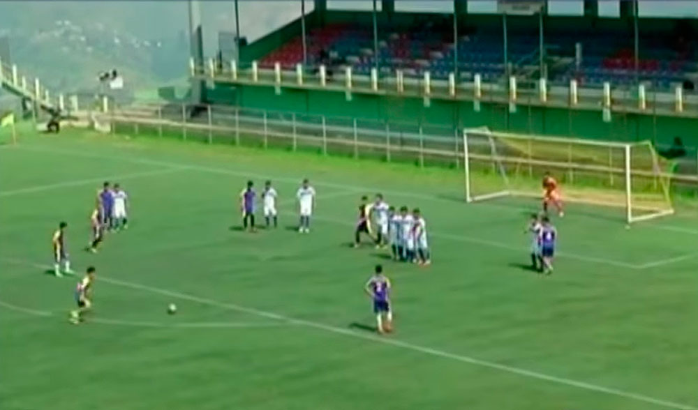 VIDEO: India Today TV feature on football in Mizoram