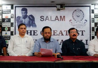 Mohammedan Sporting pay tribute to legendary Muhammad Ali