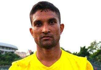Mohammedan Sporting Club goalkeeper Vinay Singh