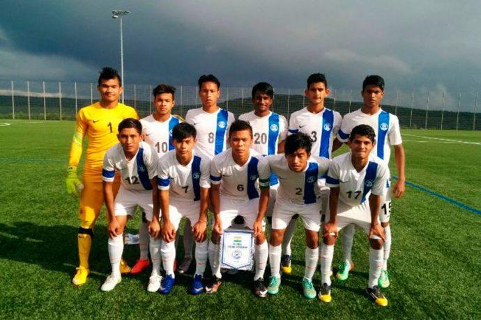 India U-17 World Cup Squad