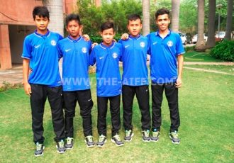 Five Indian boys selected for Camp Copa Coca-Cola in Paris
