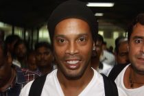 Ronaldinho arrives in India for inaugural Premier Futsal season