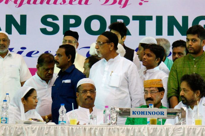Mohammedan Sporting bestow Shan-e-Mohammedan to Prasun Banerjee