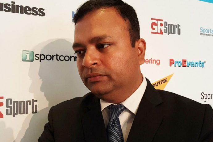 Sunando Dhar (CEO, I-League)