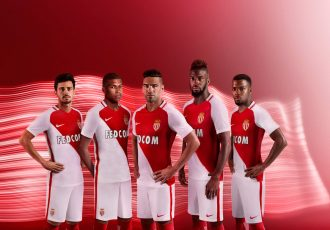 Nike Football reveals the new AS Monaco home kit with Dri-Fit technology