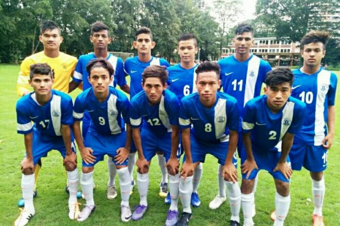 India U-17 national team