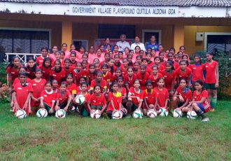 AIFF conducts FIFA Live Your Goals Grassroots Leadership Course in Goa