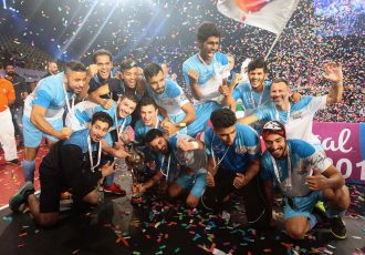 Mumbai 5's crowned first champions of Premier Futsal