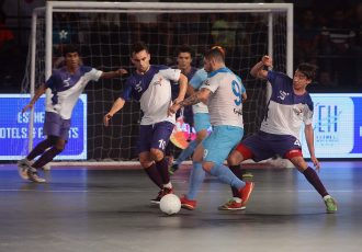 Mumbai beat Kochi 6-4 in thrilling Premier Futsal goalfest.