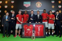 Manchester United now on time with TAG Heuer