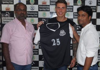 Mohammedan Sporting sign French midfielder Alexandre Tabillon