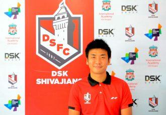 DSK Shivajians FC signs North Korean international striker Kim Song-Yong