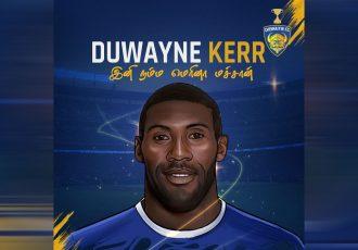 Chennaiyin FC sign Jamaican international goalkeeper Duwayne Kerr