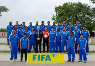FIFA Advanced Youth Coaching Course kicks-off in Pune