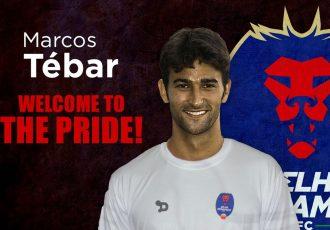 Delhi Dynamos FC sign Real Madrid Academy product Marcos Tébar Ramiro