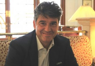 Massimo Busacca, FIFA Head of Referees