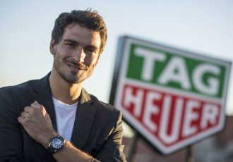 Mats Hummels to be the new TAG Heuer Brand Ambassador