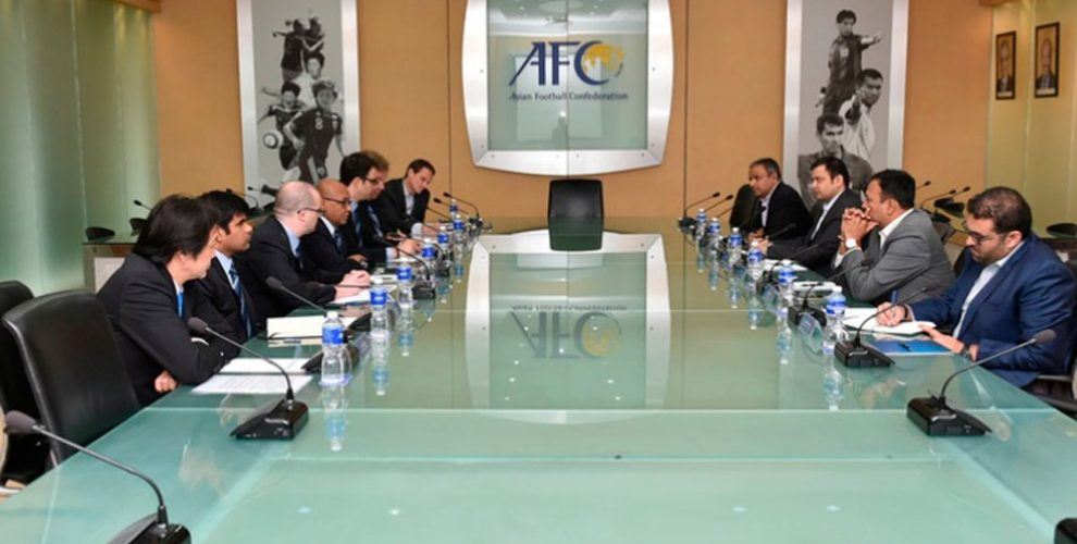 AFC and AIFF set up joint taskforce on Indian football